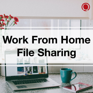 Work From Home File Sharing