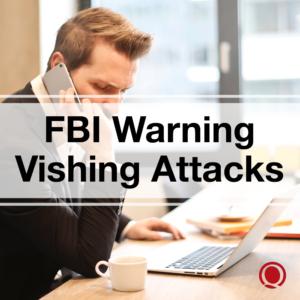 Vishing Attacks