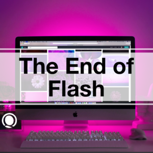 The End of Flash